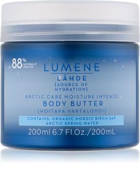 Lumene Lähde [Source of Hydratation] інтенсивно зволожувальний крем для душу